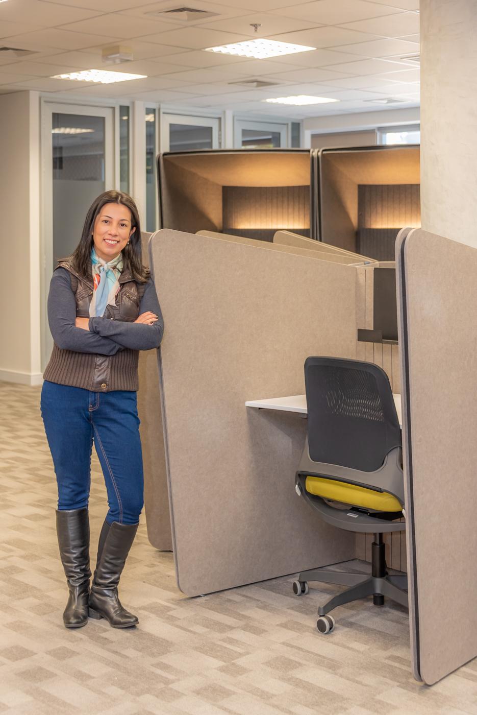 Coworking MetLife – Parceiros de Negócio: otimizando o uso dos espaços com Cabines Lady